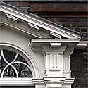 Broken Base Pediment