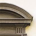 Segmental Pediment