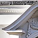 Swan-Neck Pediment