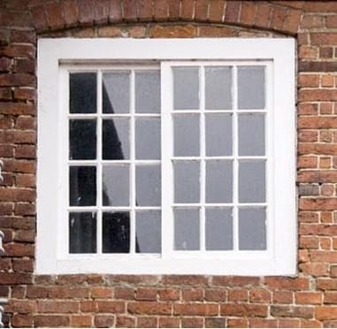 Horizontal Sliding Sash Window