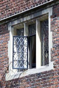 Iron Casement Window